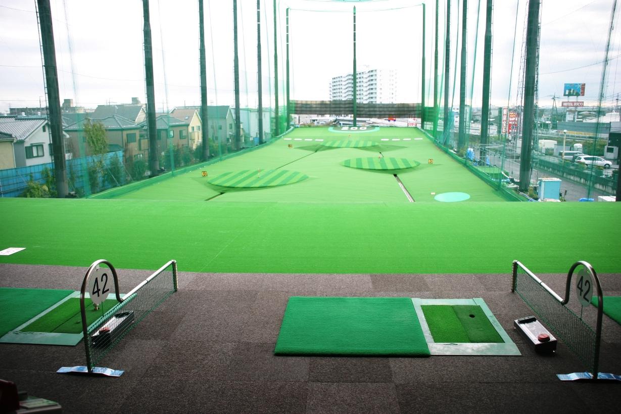どのようなゴルフ練習場を選ぶか
